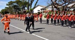 MG - Aniversário de 108 anos do Corpo de Bombeiros Militar de Minas Gerais