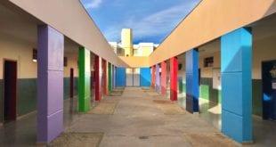 Montes Claros - Voluntários da Alpargatas realizam reforma escolar neste domingo