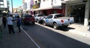 Auditores da Receita Federal de Belo Horizonte realizaram operação em Montes Claros — Foto: Receita Federal/ Divulgação