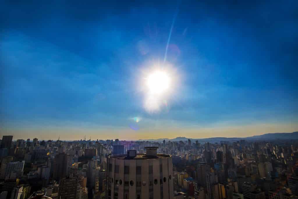 Temperatura média do planeta pode subir 3,4°C até 2100