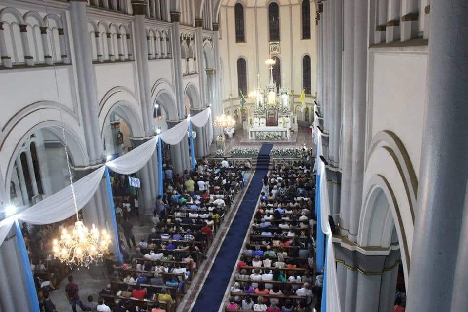 Montes Claros - Catedral de Montes Claros realiza Festa da Padroeira 2019