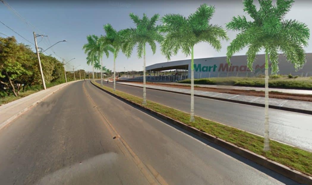 Montes Claros - Montes Claros ganha nova paisagem na Zona Sul