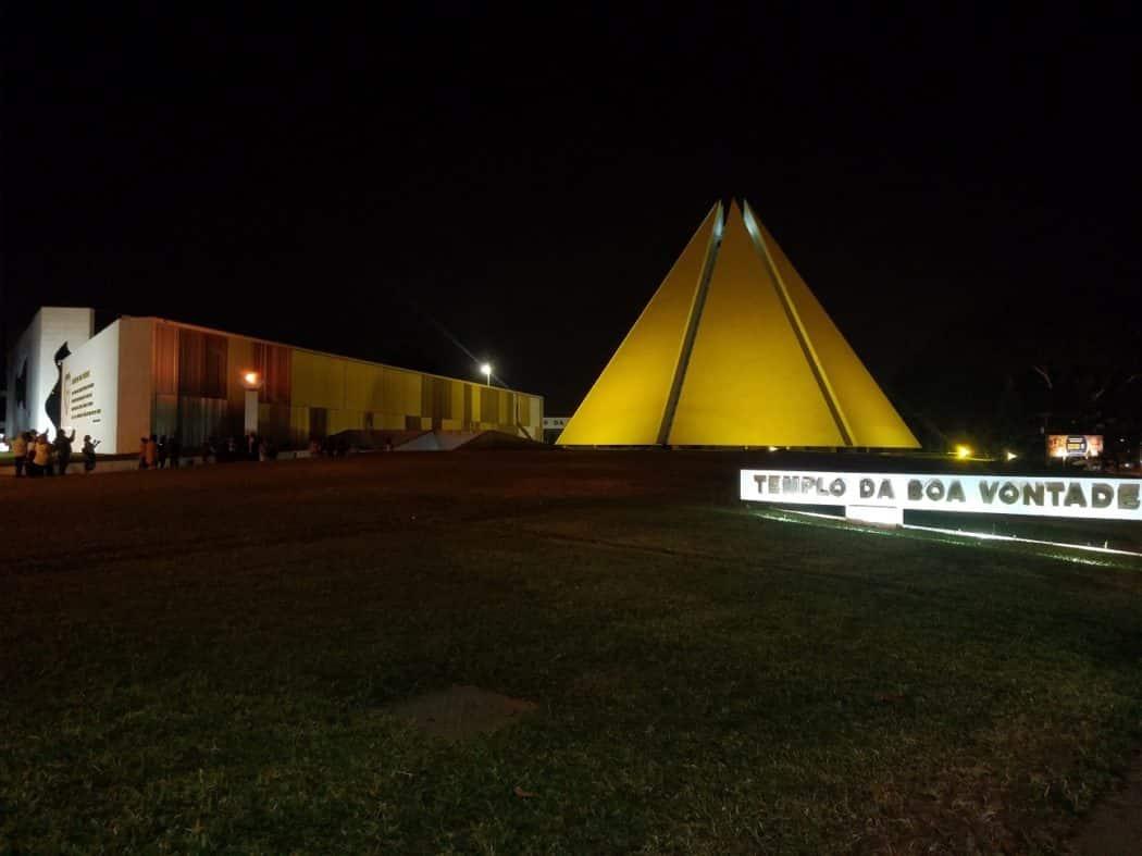 Setembro amarelo no TBV - Pela Vida, contra o suicídio: monumentos têm iluminação especial na campanha Setembro Amarelo
