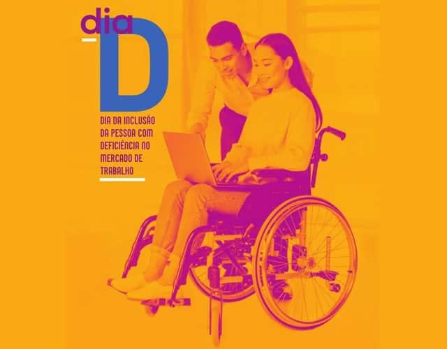 MG - Dia D busca ampliar inclusão de pessoas com deficiência no mercado de trabalho