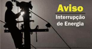 Montes Claros - Nesta sexta (27/09) haverá manutenção da Cemig em bairros de Montes Claros