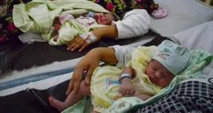 ONU diz que cerca de 7 mil recém-nascidos morrem diariamente no mundo
