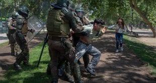 Protestos violentos no Chile deixam ao menos sete mortos