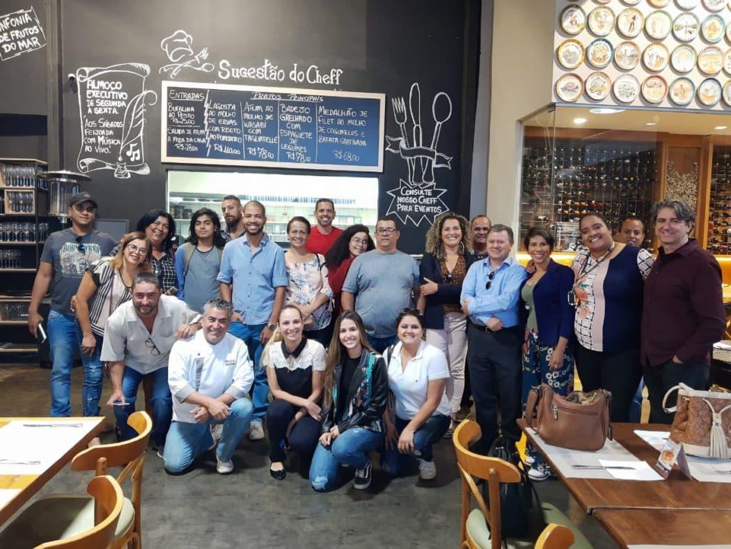 Norte de Minas - Projeto promove capacitação para bares e restaurantes de Januária e região