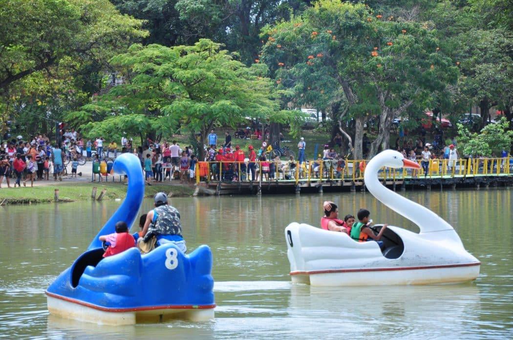 Montes Claros - Definida a programação da Festa das Crianças no Parque Municipal
