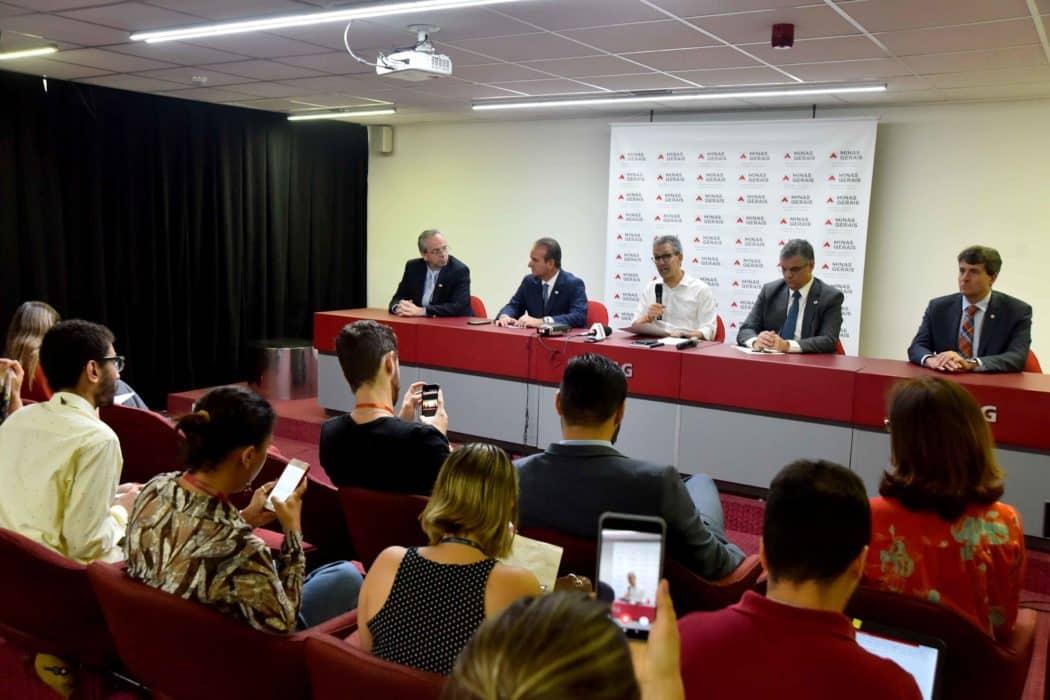MG - Governo lança programa 'Todos por Minas'