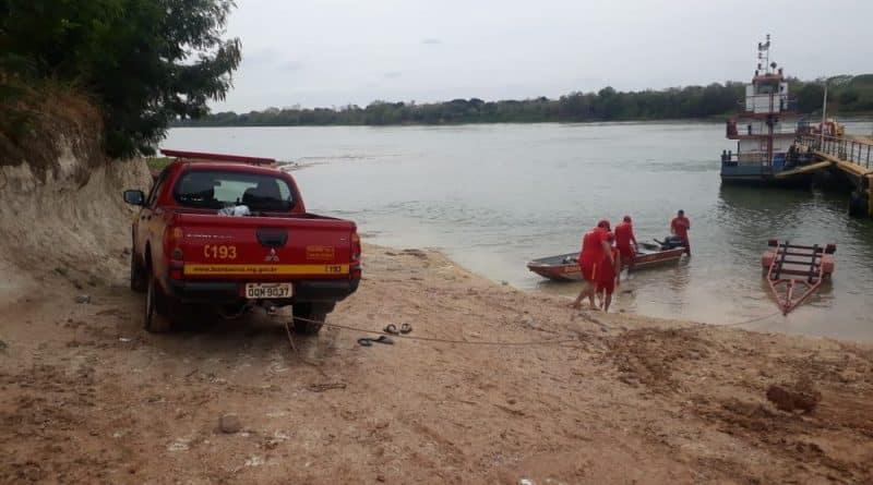 Norte de Minas - Bombeiros encontram dois corpos no Rio São Francisco
