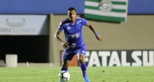 Brasileirão 2019 - Na estreia de Abel Braga, Cruzeiro perde para o Goiás