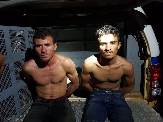 Norte de Minas - Polícia Militar captura mais dois integrantes da quadrilha especializada a explosão a caixas eletrônicos e carros fortes