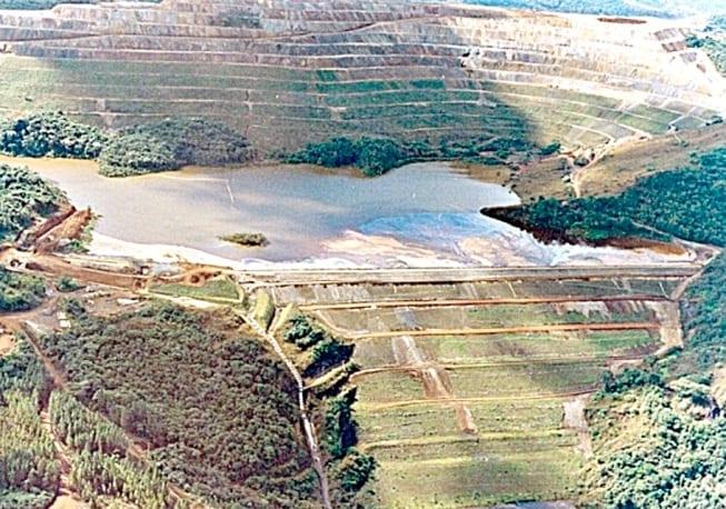 MG - ANM intendida mais de 30 barragens em Minas Gerais