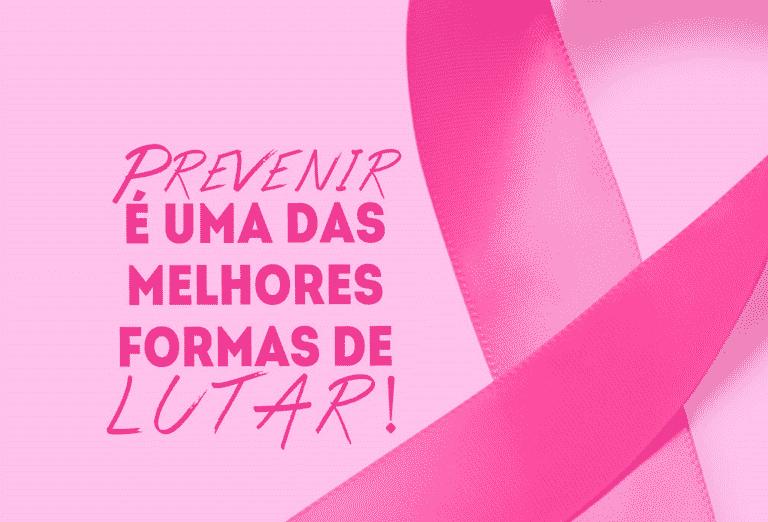 Saúde - Outubro Rosa destaca importância do cuidado integral à saúde da mulher