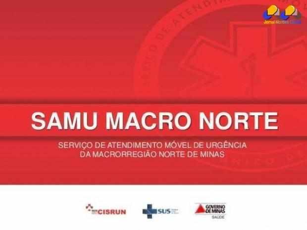 Norte de Minas – Plantão SAMU 04/10/2019