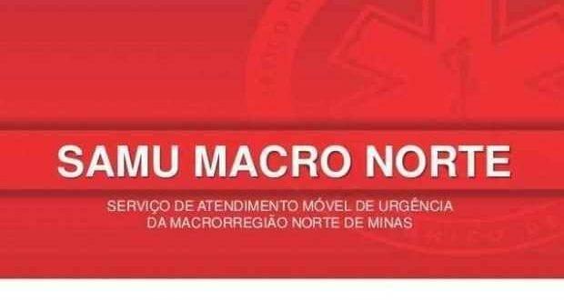 Montes Claros – Plantão SAMU 18/10/2019