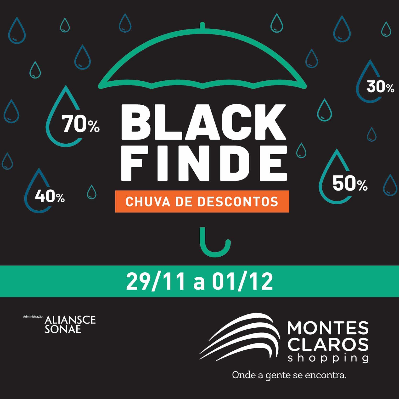 Montes Claros - Promoções imperdíveis no Black Finde do Moc Shopping