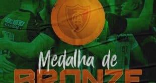 América/Montes Claros conquista a terceira posição no Mineiro de Vôlei 2019