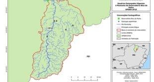 Norte de Minas - Igam declara escassez hídrica em porção do reservatório Bico da Pedra