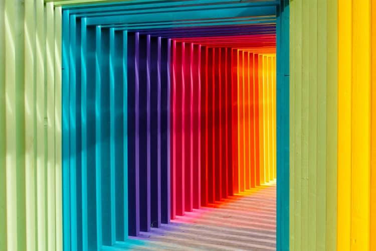 Entenda os efeitos das cores na mente humana