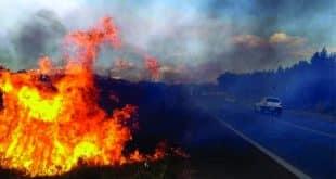 Norte de Minas - Queimada deixa 6 municípios sem energia elétrica por mais 4 horas no Norte de Minas
