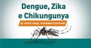MG - Boa parte dos mineiros está suscetível a Chikungunya e Zika