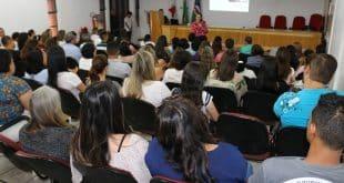Montes Claros - HUCF promove Momento de Espiritualidade e presta homenagem a servidores - foto: Thiago Magalhães/hUCF/Unimontes