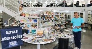 Obras estão disponíveis para consulta na Biblioteca Central no campus-sede da Unimontes