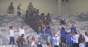 Cruzeiro pode começar a série B com menos seis pontos na tabela