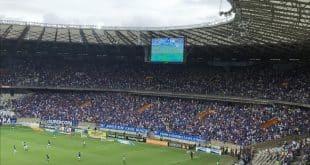 Cruzeiro enfrenta Palmeiras perde o jogo e está rebaixado para a Série B 2020