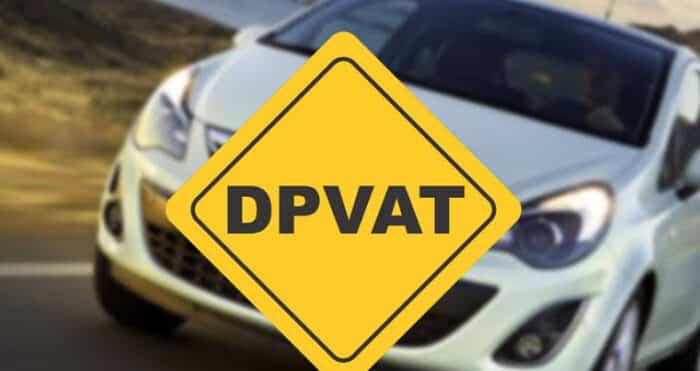 Motoristas terão que pagar o Dpvat no próximo ano