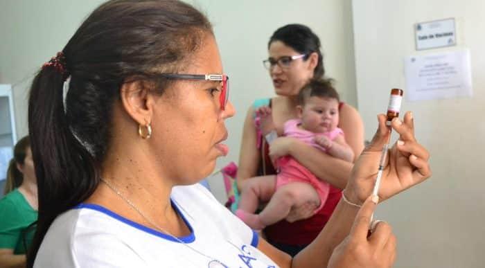 Montes Claros - Em falta desde agosto, vacina pentavalente está de volta à Rede Municipal de Saúde de Montes Claros