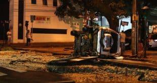 MG - Saiba como foi a tempestade histórica que castigou Belo Horizonte na noite de ontem
