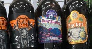 MG - Lotes de cervejas da backer contaminados sobe para 55, afirma Mapa