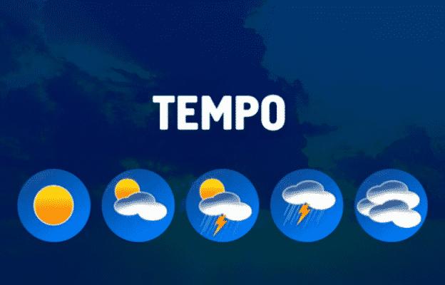 Sudeste do país tem tempo nublado com chuva nesta sexta (14)