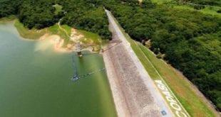 Montes Claros - Barragem de Juramento chega ao 50% de sua capacidade a Copasa encerra o rodízio em Montes Claros