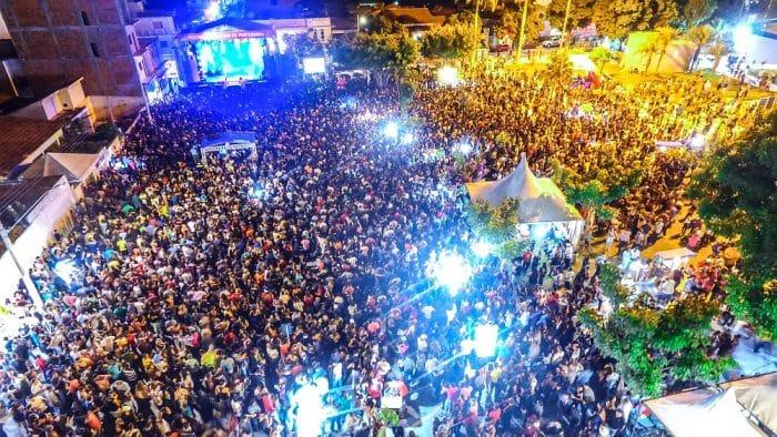 Norte de Minas - Porteirinha se prepara para iniciar a 4ª edição do Festival de Outono