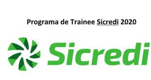 Programa de Trainee Sicredi 2020
