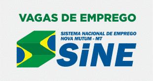 Montes Claros – Confira as vagas de emprego oferecidas pelo Sine de Montes Claros no dia de hoje (12/03/2020)