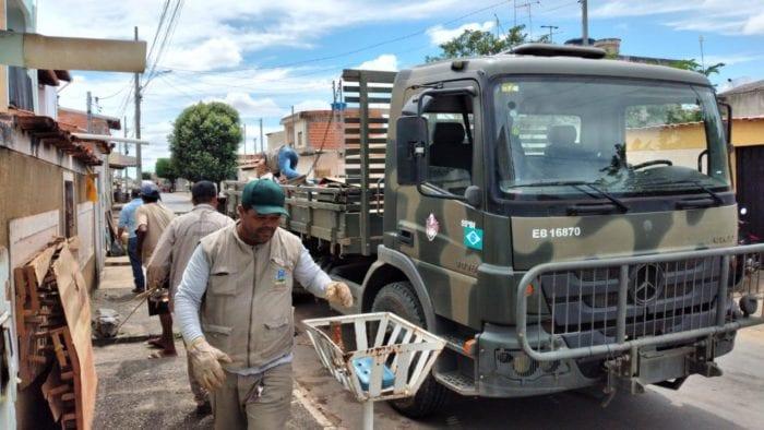 Montes Claros - Prefeitura irá realizar ação neste sábado dia D de Combate à Dengue, no Village do Lago e Monte Sião