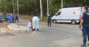 MG - Mulher com coronavírus foge de hospital em Contagem e tenta incendiar seu corpo