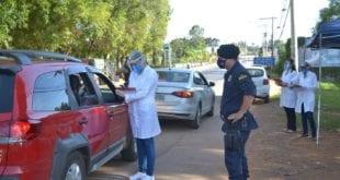 Montes Claros - Monitoramento em barrerias sanitárias em Montes Claros já alcançou mais de 2 mil pessoas