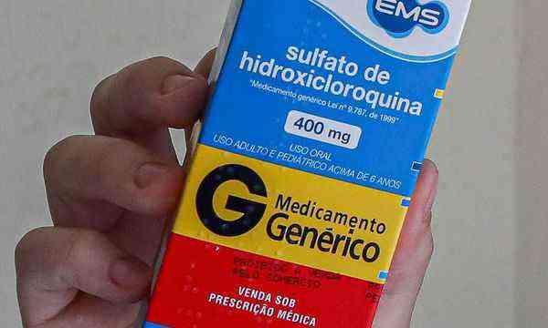 Organização Mundial da Saúde suspende em definitivo os testes com hidroxicloroquina