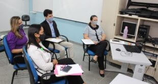 Montes Claros - Colaboradores da Santa Casa de Montes claros utilizam Uti's do hospital como fonte de pesquisa para título de especialização pela Fiocruz e Anvisa