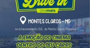 "Montes Claros - ""Cine Drive In do Cinemais"" no Montes Claros Shopping"