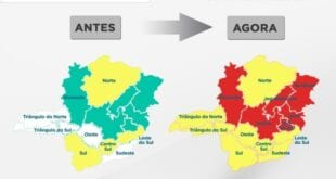 MG - Mais de 360 pequenas cidades em Minas poderão reabrir comércio não essencial a partir de sábado