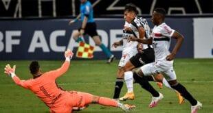 Brasileirão - Galo vence o São Paulo no Brasileiro