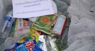 Governo da Tailândia adota medida drástica de punição para quem jogar lixo em lugar indevido